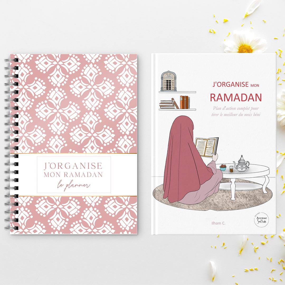 pack ramadan j'organise mon Ramadan