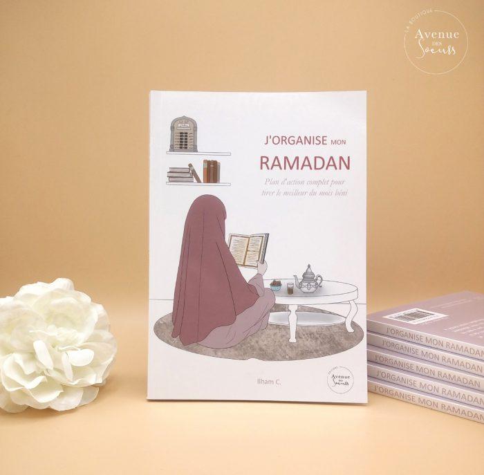 j'organise mon ramadan le livre